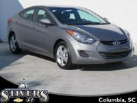 This 2013 Hyundai Elantra GLS offers    *Automatic