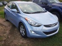 2013 Hyundai Elantra GLS. Serving the Greencastle,