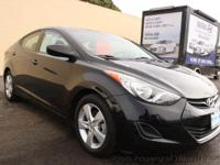 This 2013 Hyundai Elantra 4dr GLS Sedan 4D features a