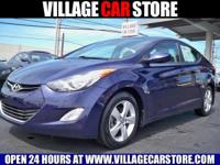 This 2013 Hyundai is very well priced with under 70k