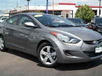 . FUEL EFFICIENT 38 MPG Hwy/28 MPG City! LOW MILES -