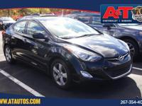 CARFAX One-Owner. Phantom Black Metallic 2013 Hyundai