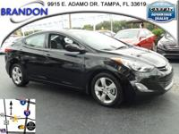 Come see this NEWLY ARRIVED 2013  HYUNDAI  ELANTRA  GLS