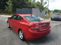This 2013 Hyundai Elantra GLS PZEV is proudly offered
