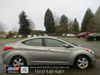 1-OWNER VEHICLE! Only 36k miles! This pretty Hyundai