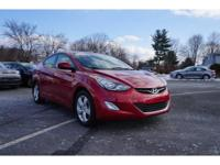 PREMIUM & KEY FEATURES ON THIS 2013 Hyundai Elantra