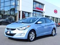 Just Reduced! 2013 Hyundai Elantra GLS CARFAX