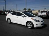 Check out this gently-used 2013 Hyundai Elantra we