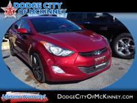 Discerning drivers will appreciate the 2013 Hyundai