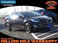 Drive this home today! The Tuscaloosa Hyundai