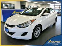 This gorgeous pre-certified Hyundai Elantra GLS is