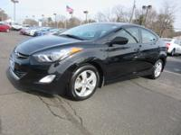 This  2013 Hyundai Elantra has all you've been looking