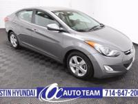 Our incredible 2013 Elantra GLS is brought to you in a