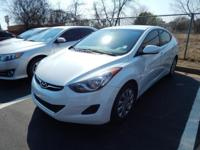 We are excited to offer this 2013 Hyundai Elantra. This