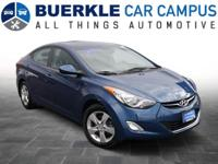 2013 Elantra. Your quest for a gently-used Hyundai is