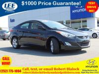 Elantra GLS, ABS brakes, ABS w/Electronic Brake Force