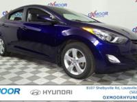New Price! Hyundai Elantra GLS ALLOY WHEELS, BLUE TOOTH