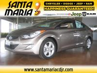 Options:  2013 Hyundai Elantra Gls|One Owner; **Local