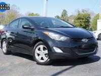 Options:  2013 Hyundai Elantra Gls|Black|Priced Below