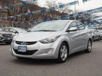 This 2013 Hyundai Elantra GLS is a real winner with