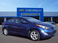 Options:  2013 Hyundai Elantra Gls|Miles: 88987Color: