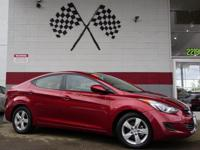 Options:  2013 Hyundai Elantra Gls 4Dr Sedan|Sparkling