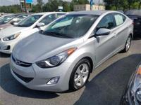New Arrival! This Hyundai Elantra is CERTIFIED! Low
