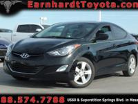We are happy to offer you this *1-OWNER 2013 HYUNDAI