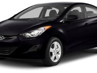Options:  2013 Hyundai Elantra Gls|Miles: 61698Color: