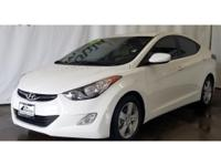 This vehicle is a certified CARFAX 1-owner. The Elantra