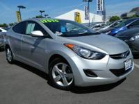 2013 Hyundai Elantra GLS Sedan 4D GLS Sedan 4D Our