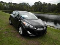 1 Owner Perfect CarFax! Not Many of these GT Elantra on