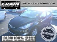 2013 Hyundai Elantra GT Our Location is: Crain