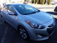 Climb inside the 2013 Hyundai Elantra GT! Providing