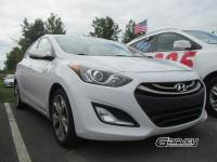The 2013 Hyundai Elantra GT four-door hatchback comes