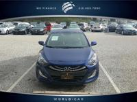 CARFAX 1-Owner, ONLY 22,095 Miles! EPA 37 MPG Hwy/27