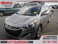 Options:  2013 Hyundai Elantra Gt 5Dr Hb Auto