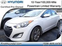 HYUNDAI CERTIFIED -NAVIGATION - PANOROOF- Here's a one