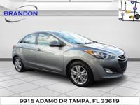 This 2013 Hyundai Elantra GT w/Blue Int is proudly