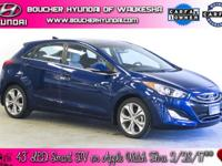 Recent Arrival! New Price! Clean CARFAX. Atlantic Blue