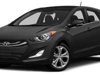 Options:  2013 Hyundai Elantra Gt Base|Bluetooth For