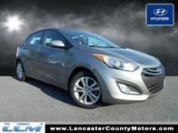 Elantra GT Base, *LOW MILES; for a 2013!!*, *BLUETOOTH,