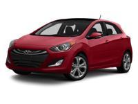 Options:  2013 Hyundai Elantra Gt|Black/|V4 1.8L