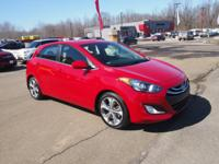 Exterior Color: volcanic red, Body: Hatchback, Engine: