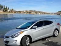 This Beautiful, Sporty 2013 Hyundai Elantra Limited Is
