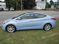 Look at this 2013 Elantra Limited!!! Look at this
