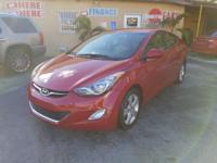 Options:  2013 Hyundai Elantra Limited Sedan 4D|Miles: