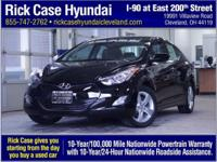 Gasoline! Come to the experts! Rick Case Hyundai, home