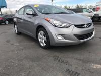 New Price! This 2013 Hyundai Elantra GLS in Radiant