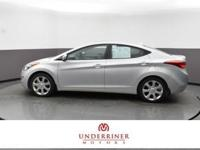 A BETTER BUYING EXPERIENCE. 2013 Hyundai Elantra